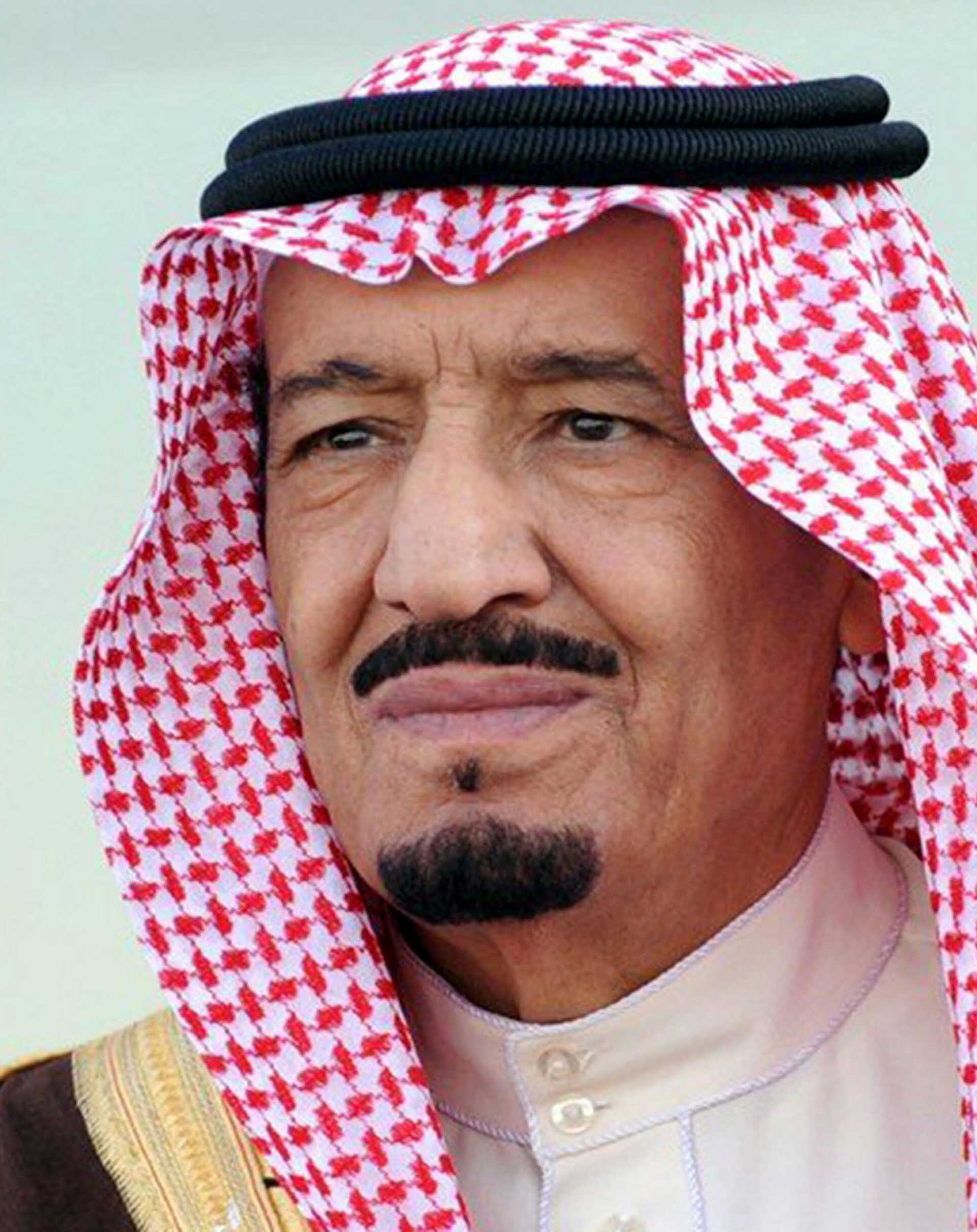 King Salman of Sau