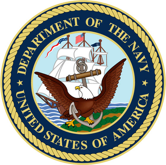 The United States of America Department of the Navy