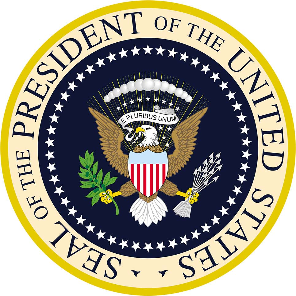 Seal of the President o