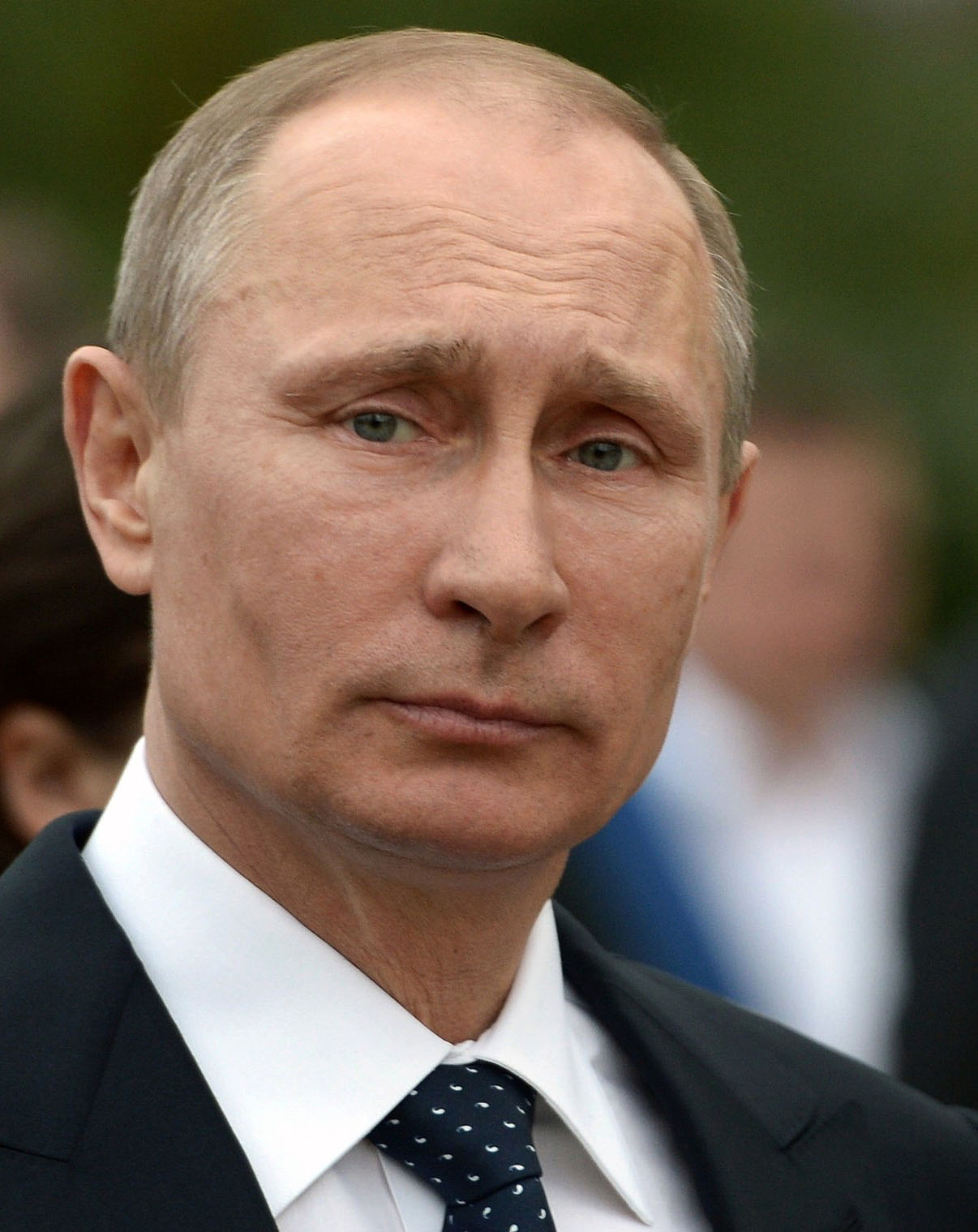 Vladimir Putin of Russia
