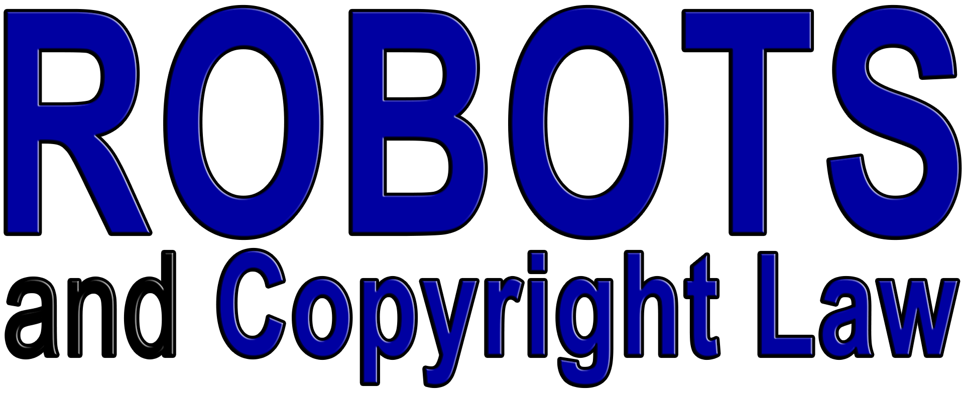 ROBOTS and Copyright Law