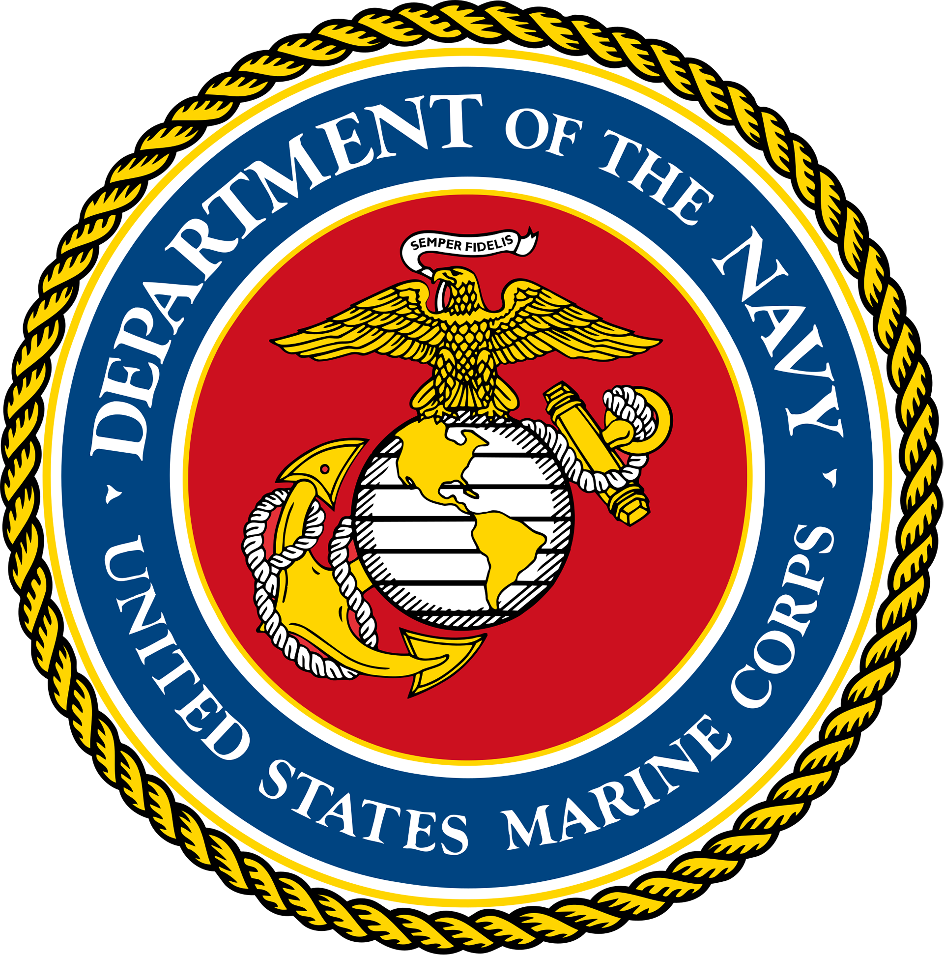Seal of the United States Marine Corp