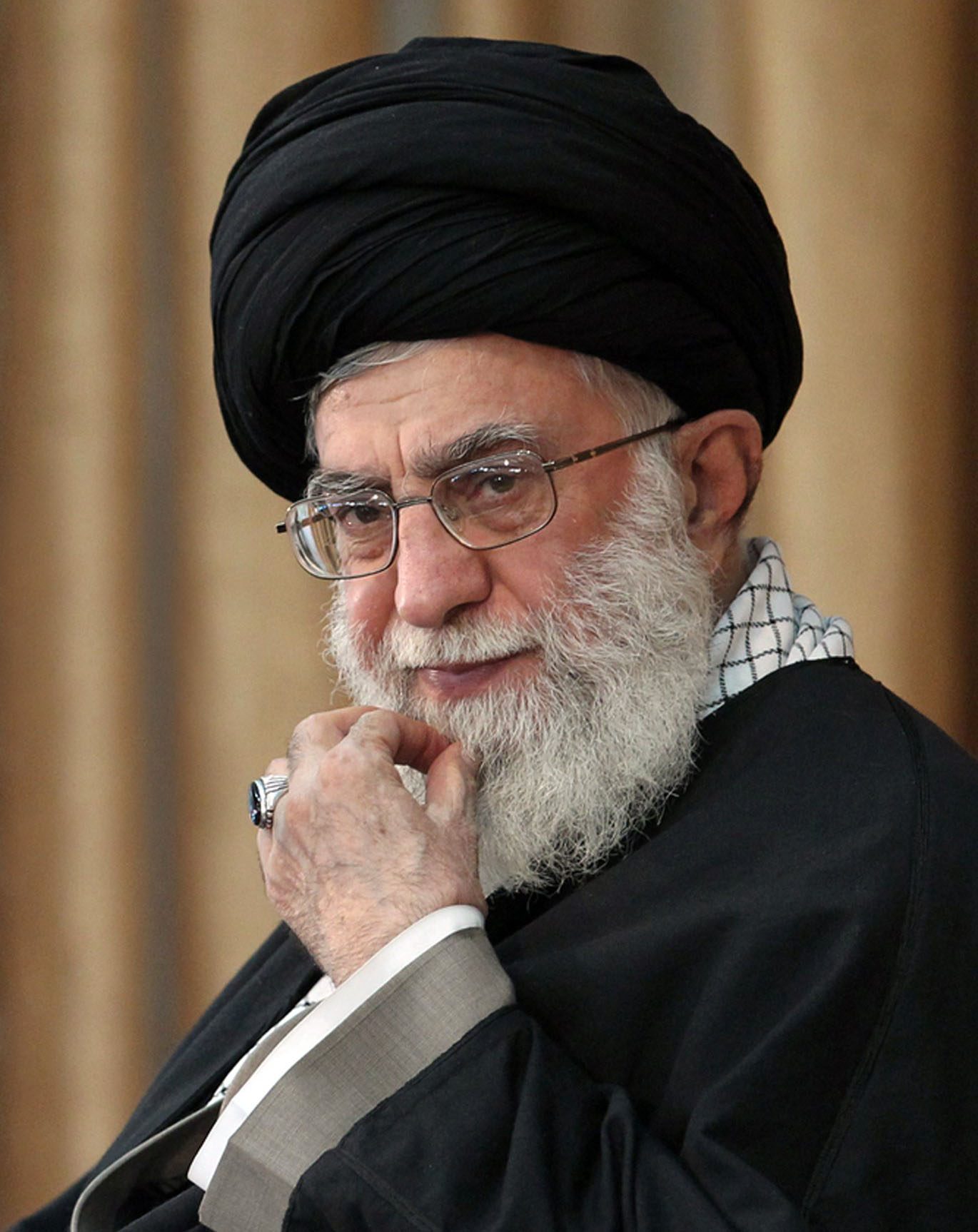 Supreme Leader of Iran Ali Khamenei