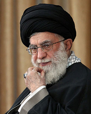 Supreme Leader Ali Khamenei of Iran