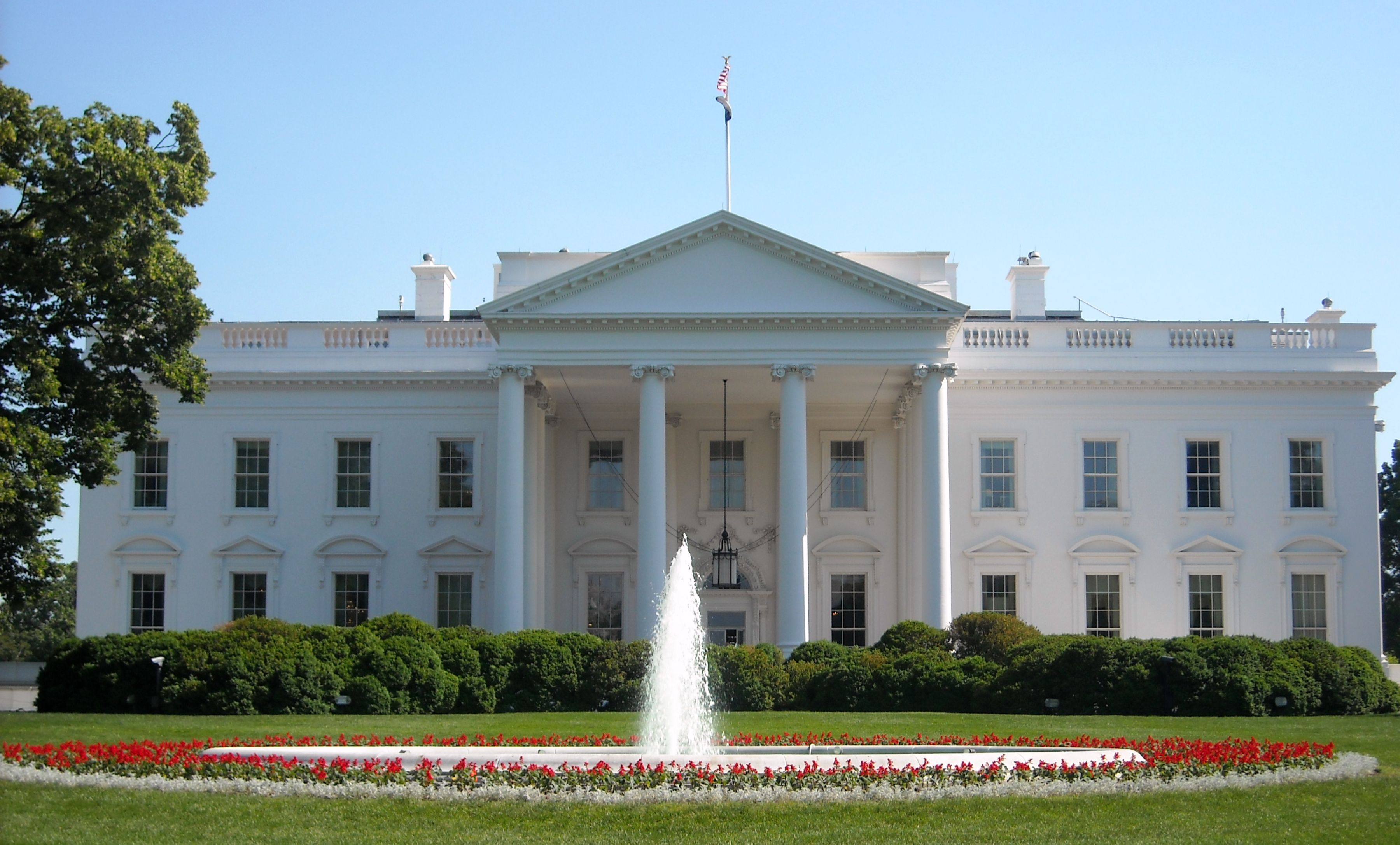 The White House - The Pre