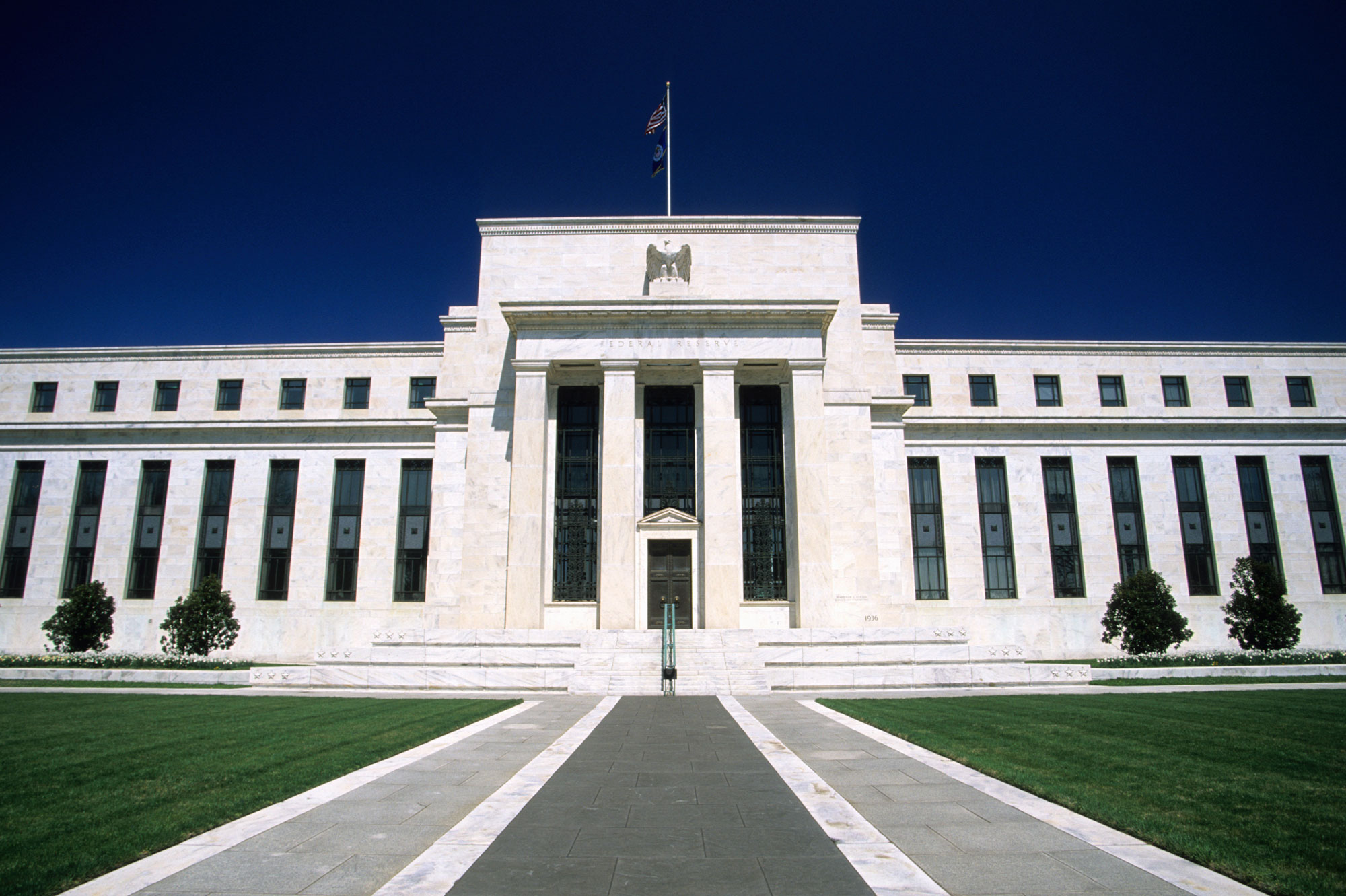 This is the United States of America Federal Reserve Bank. We peacefully and nonviolently retired this bank and switched to a wordwide nonprofit free and real time private funding mechanism that is entirely virtual.