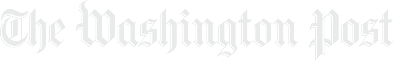 Washinton Post Logo
