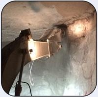 AQ-4L with Custom Drums, on PC400 Scaling Underground Limestone Mine.