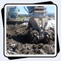 AQ-4SM Soil Stabilization in California