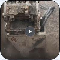 AQ-3XL Pipeline Excavation in Arizona