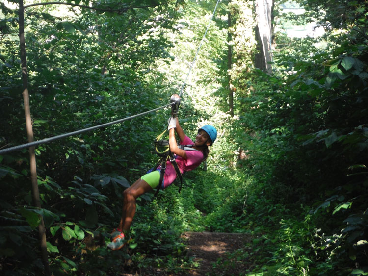 Harpers Ferry Aerial Adventure Park