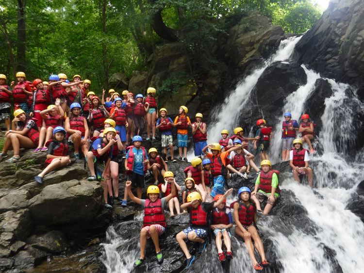 Harpers Ferry Rafting
