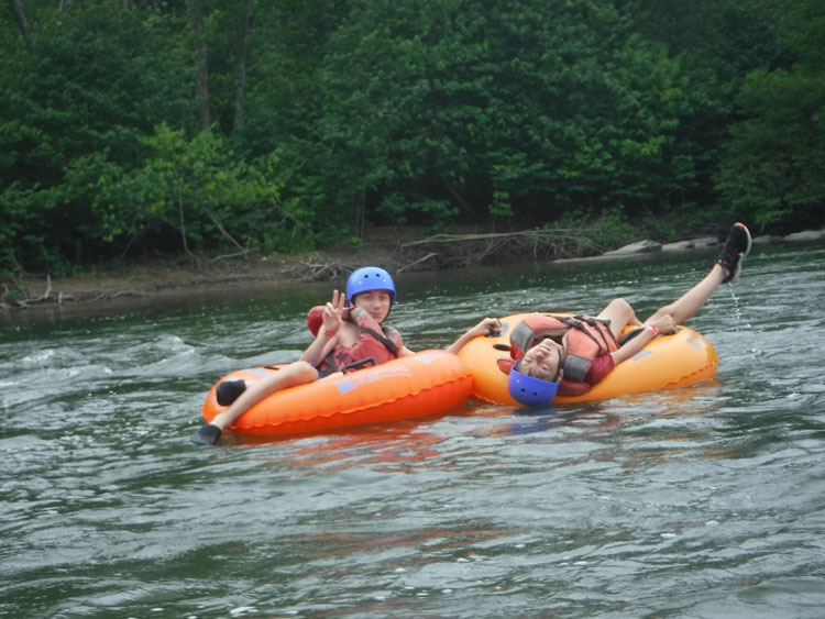 Harpers Ferry Tubing