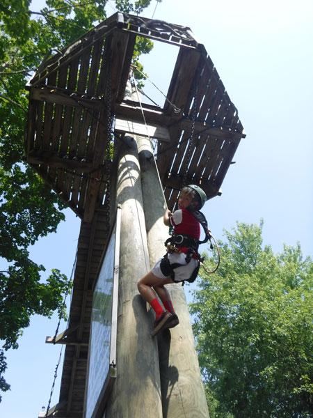 Harpers Ferry Zipline