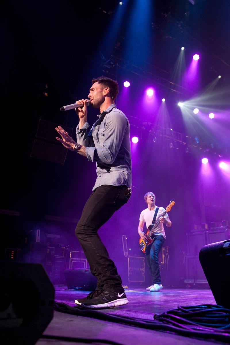 Maroon 5 @ Molson Amphitheatre