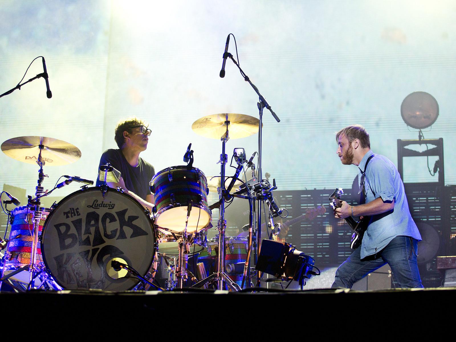 The Black Keys @ Lollapalooza 2012