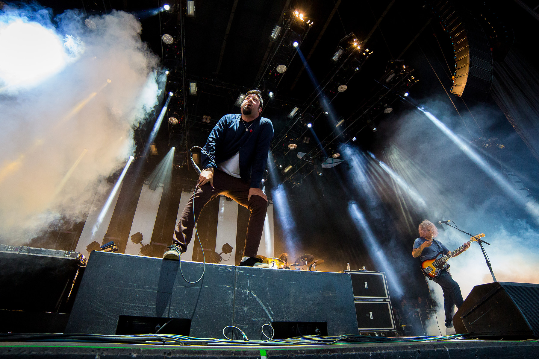 Deftones // Budweiser Stage // Toronto