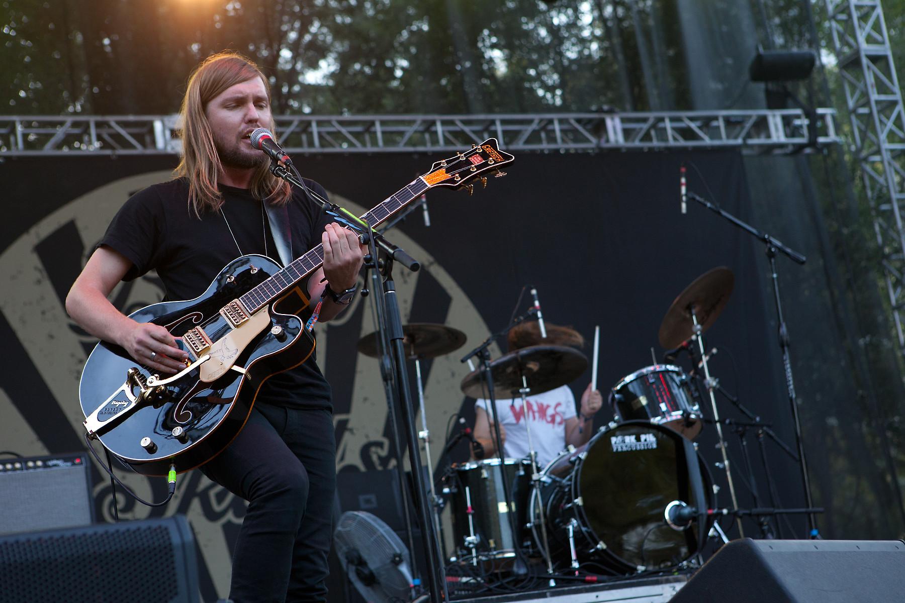 Band Of Skulls @ Lollapalooza 2012