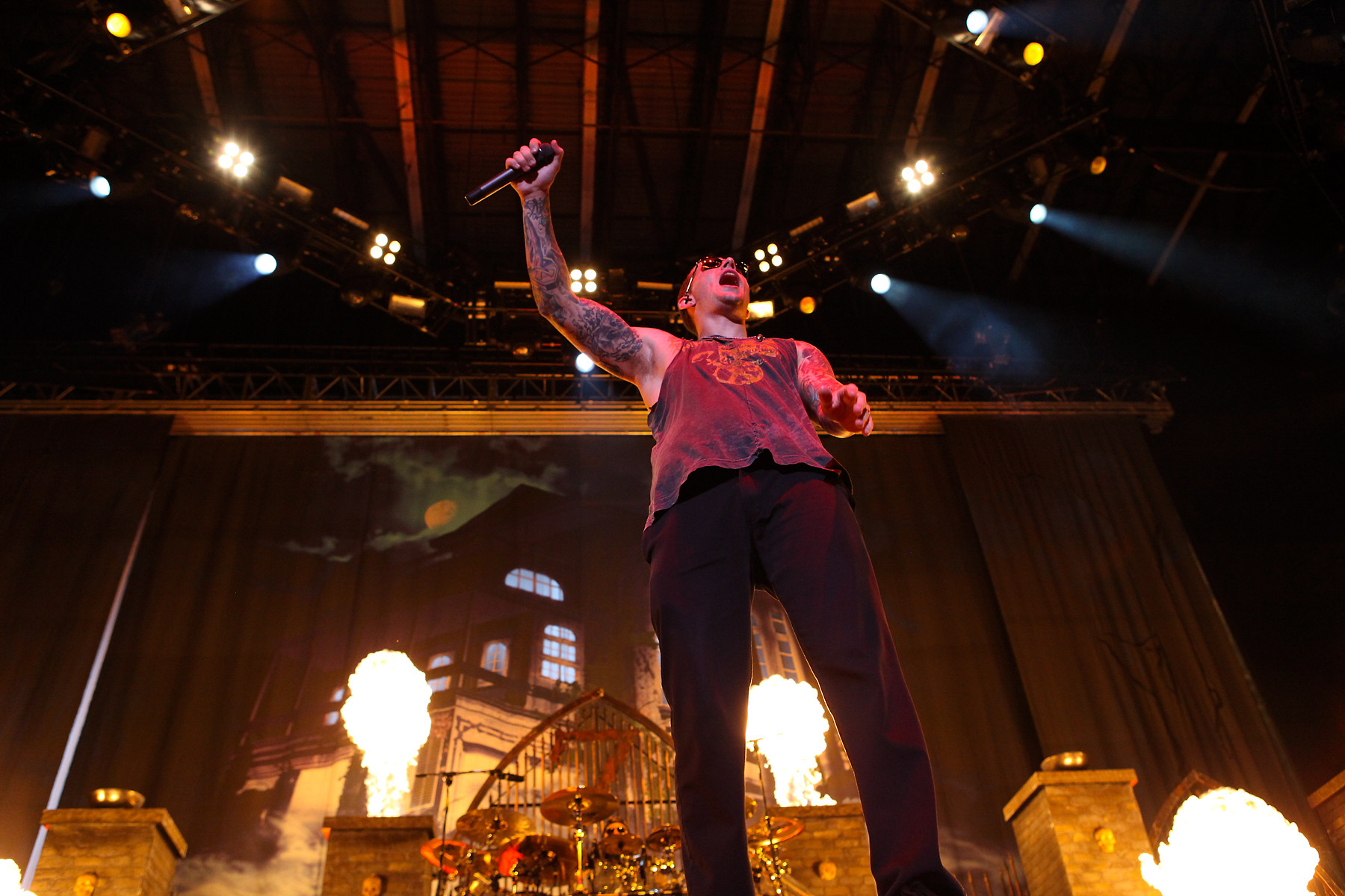 Avenged Sevenfold @ Uproar 2010