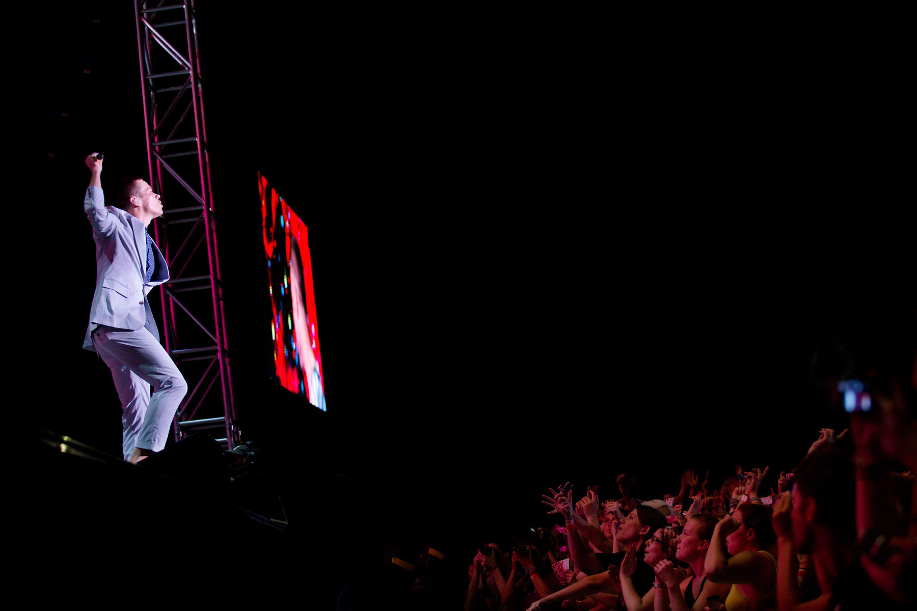 fun. // Downsview Park // Most Nights Summer Tour