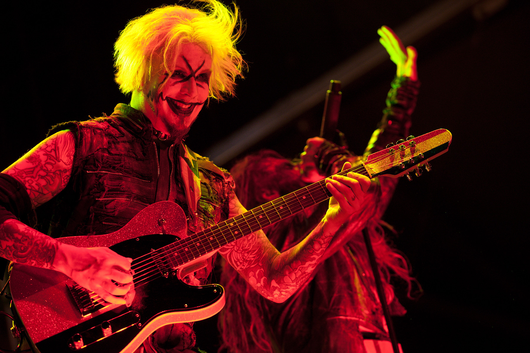 Rob Zombie @ Heavy T.O. 2011