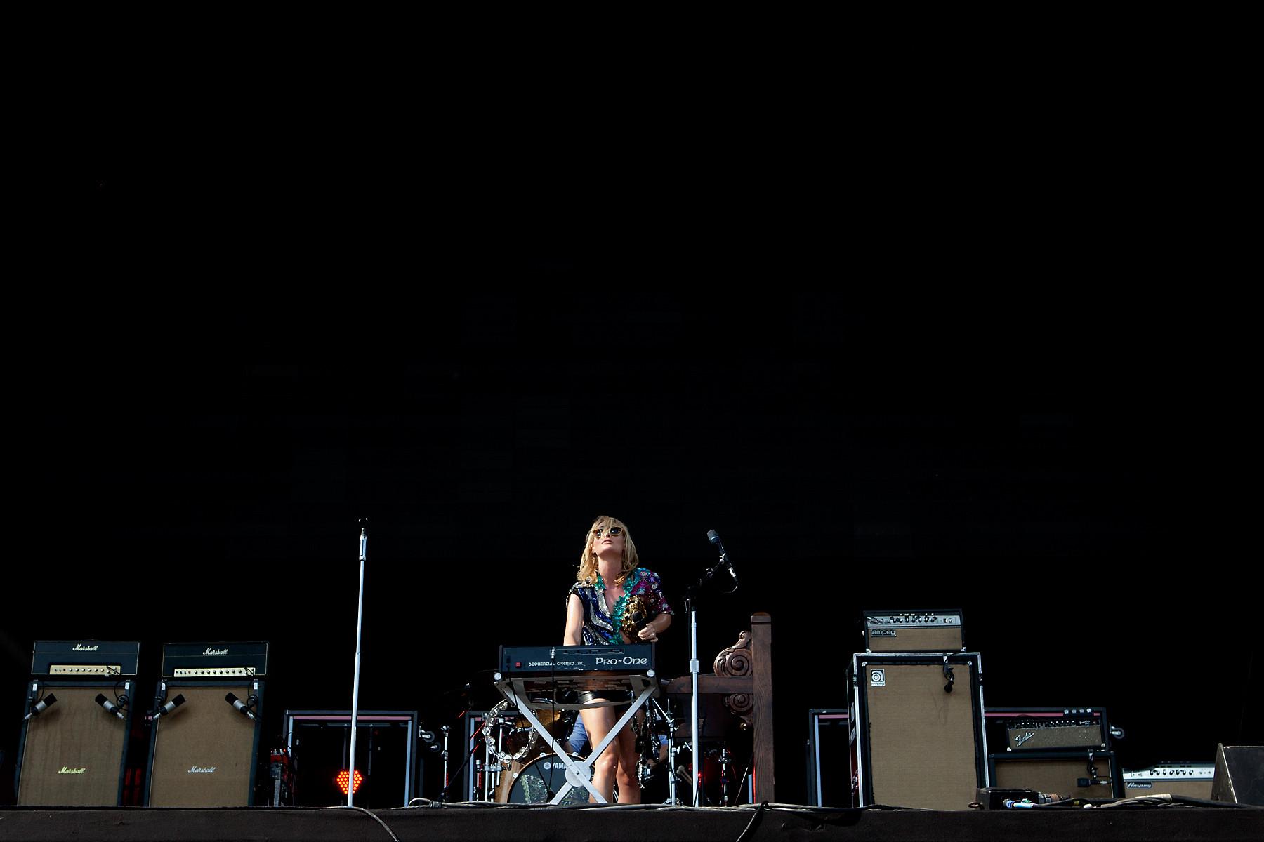 Metric @ Lollapalooza 2012