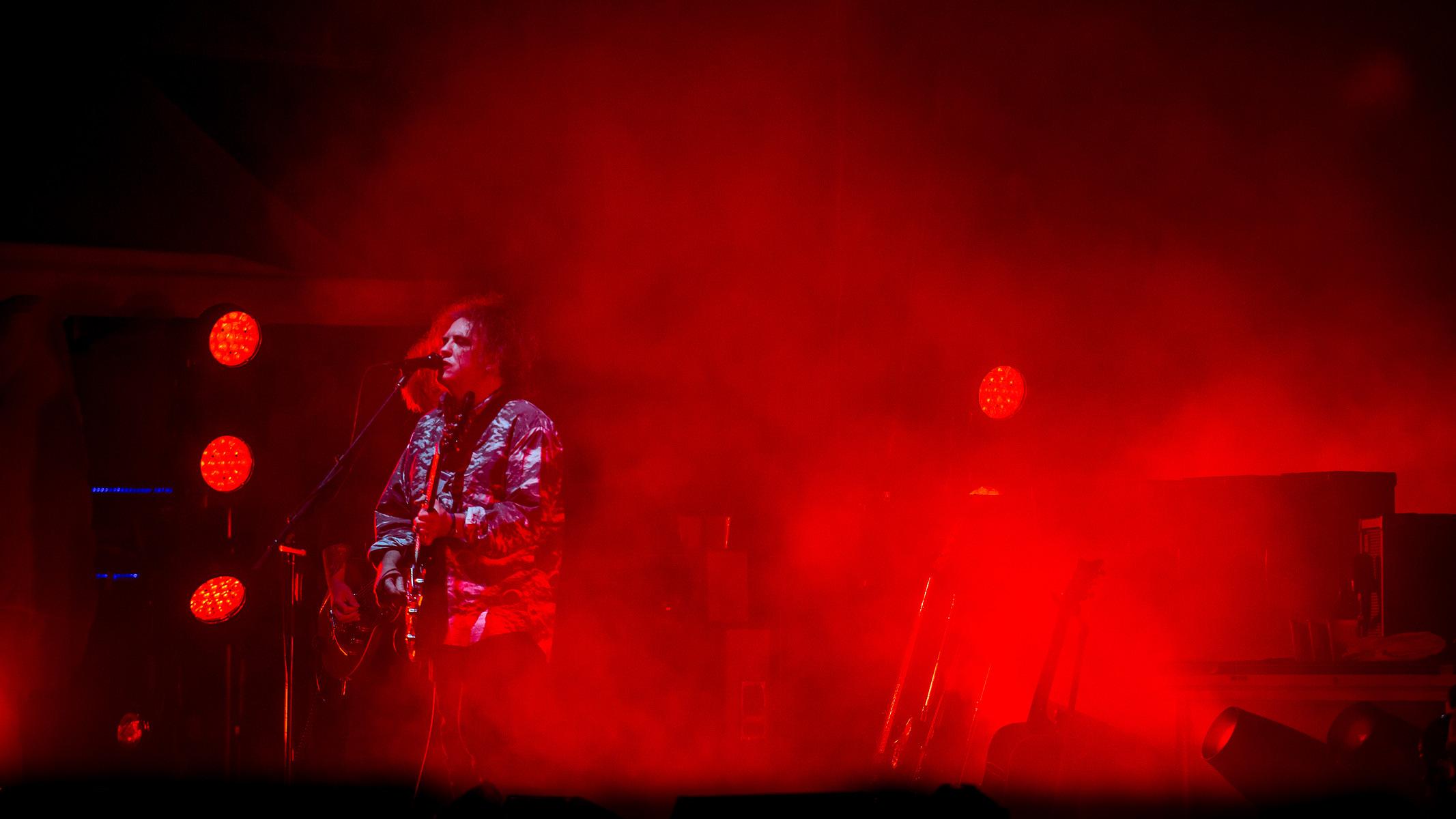 The Cure // Riot Fest // Toronto // 2014
