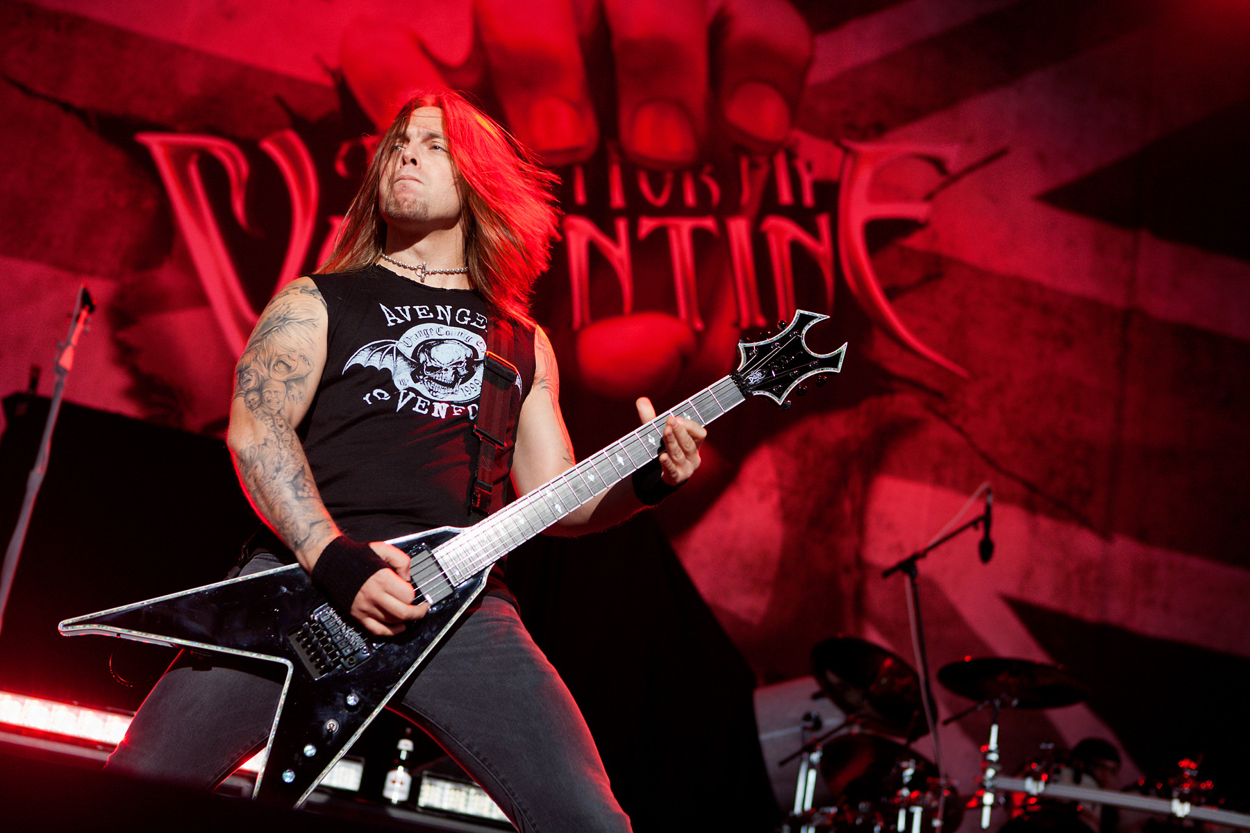 Bullet For My Valentine @ Uproar 2011