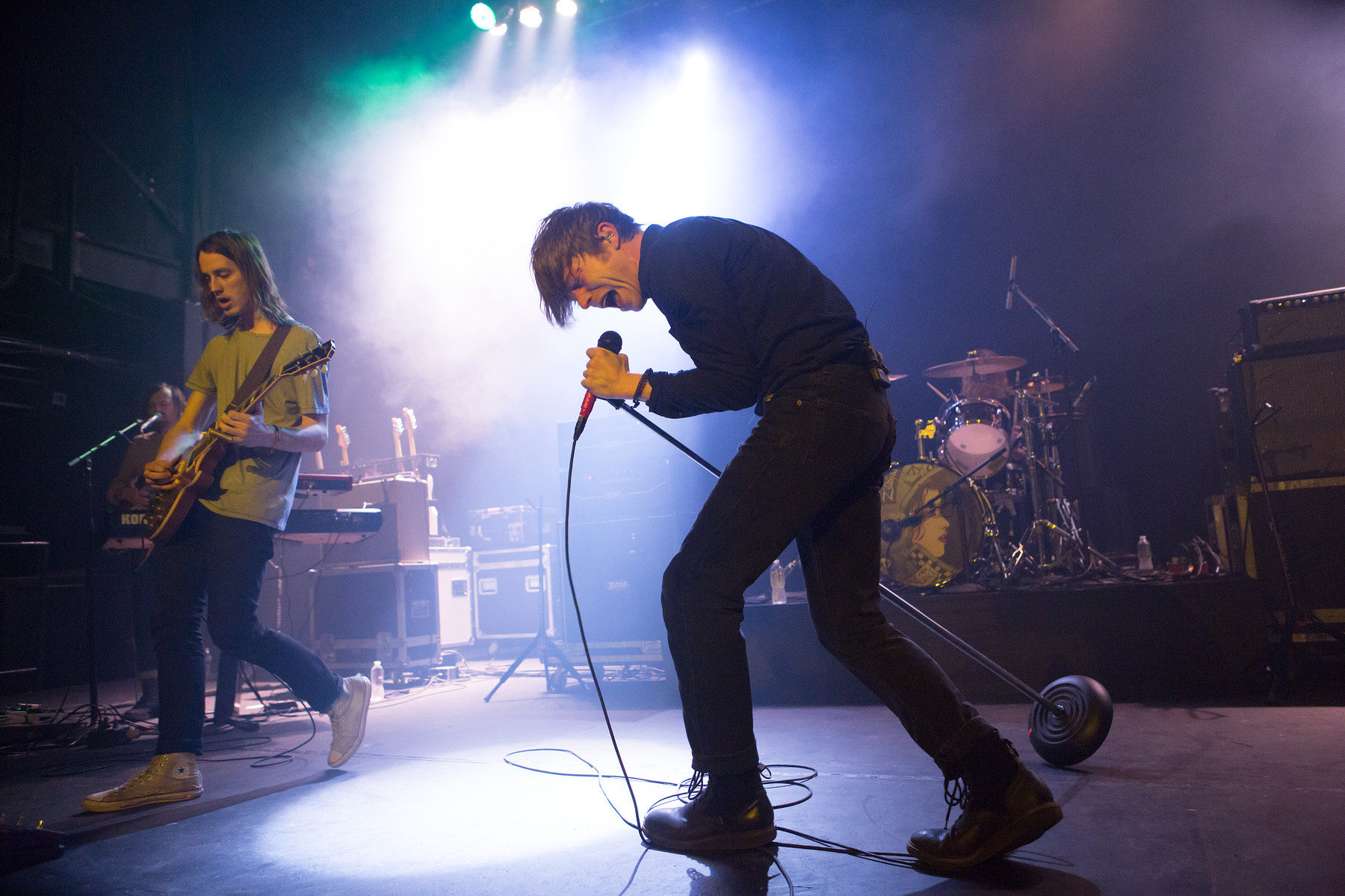 Cage The Elephant // Sound Academy // Toronto