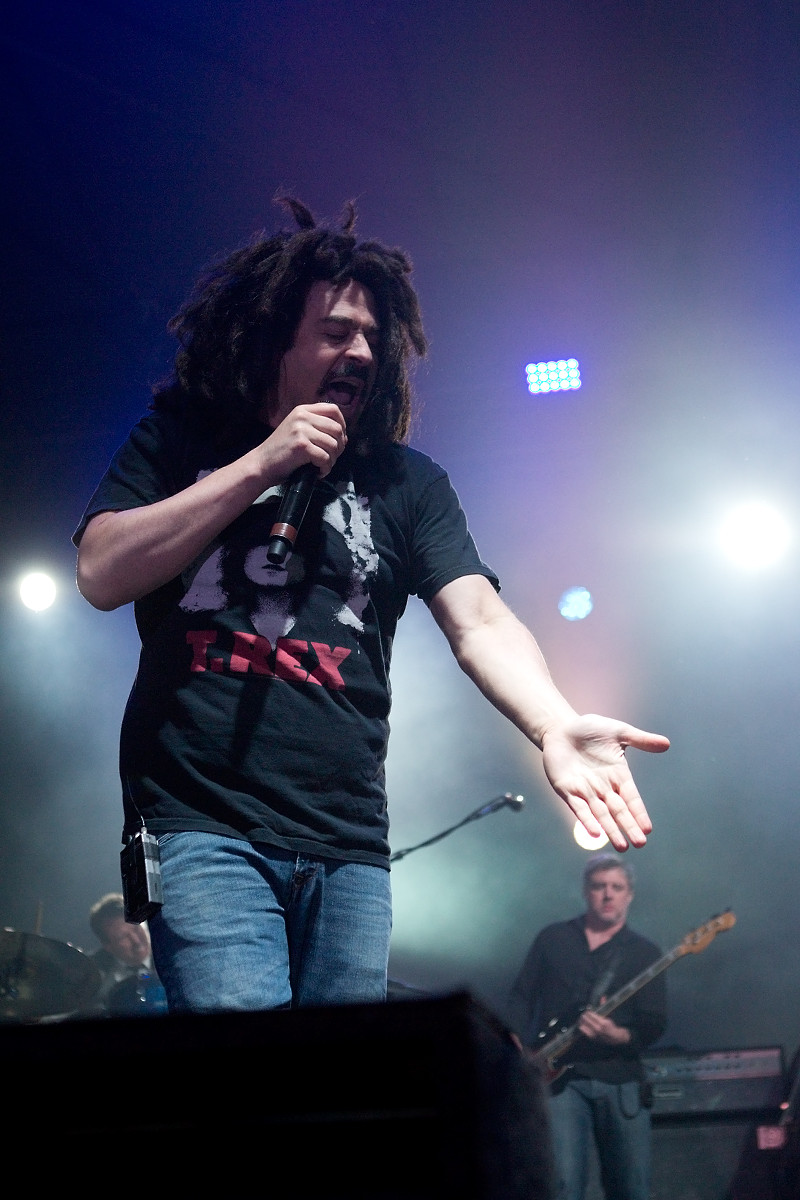 Counting Crows @ Echo Beach