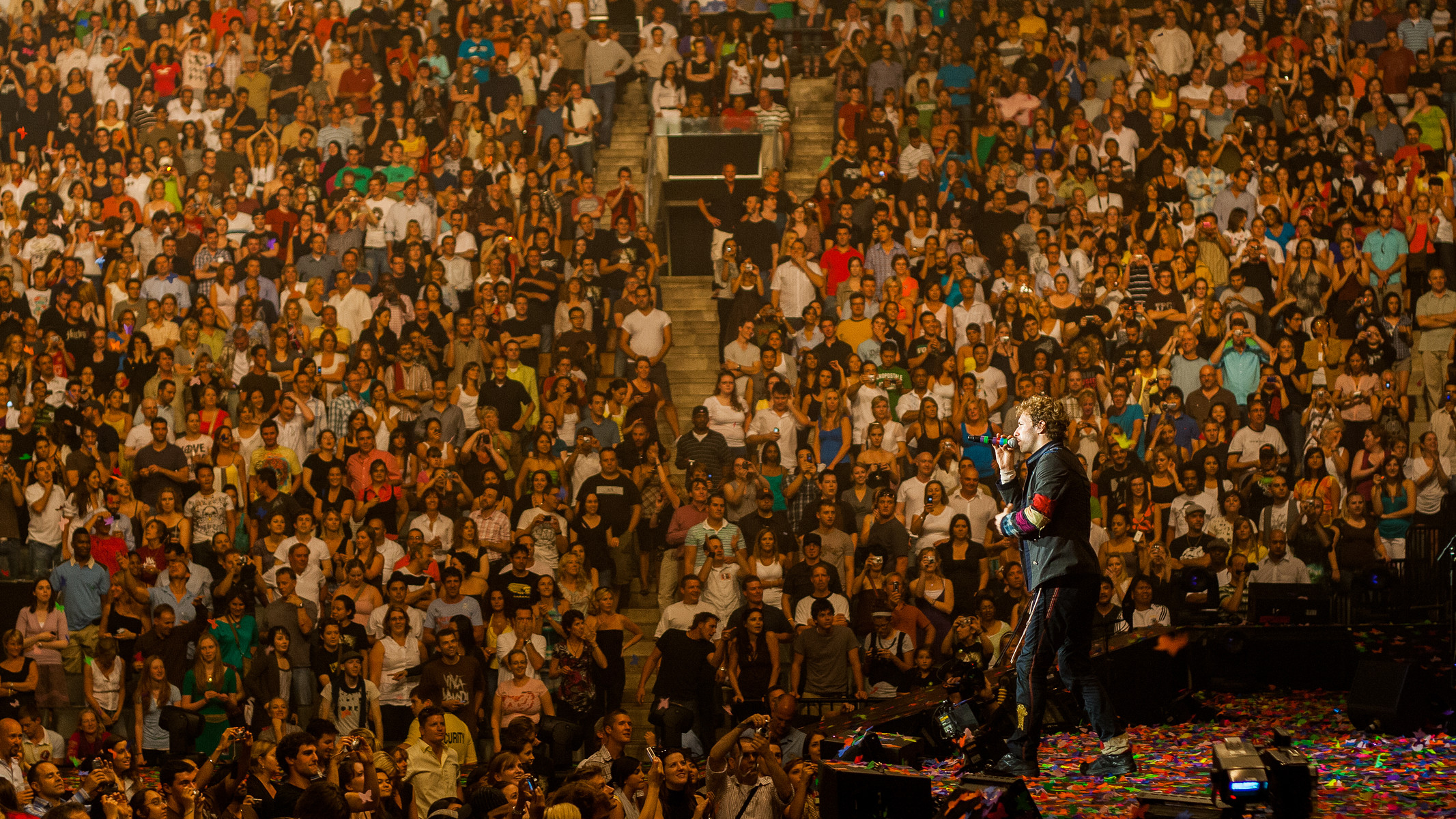 Coldplay // Air Canada Centre // Toronto