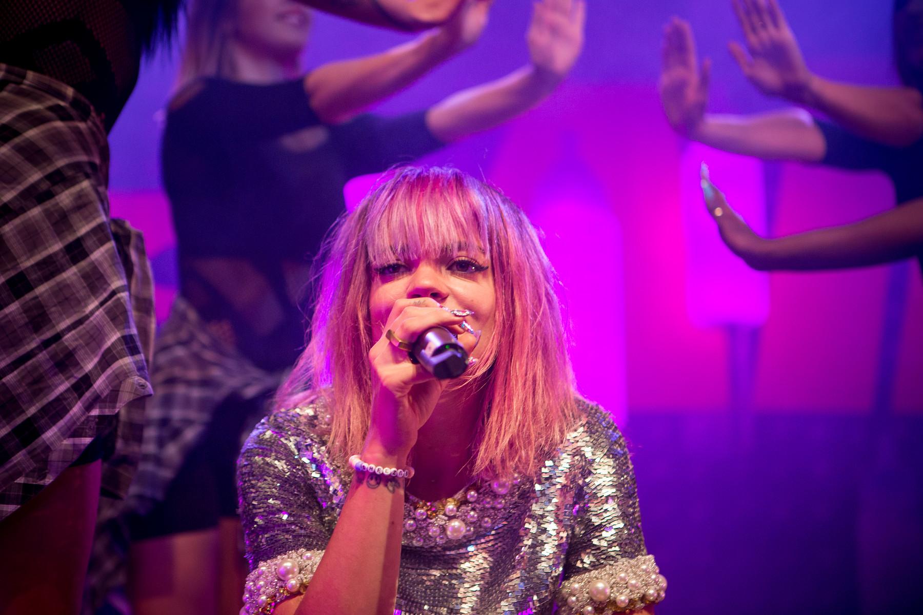 Lily Allen // Sound Academy // Toronto