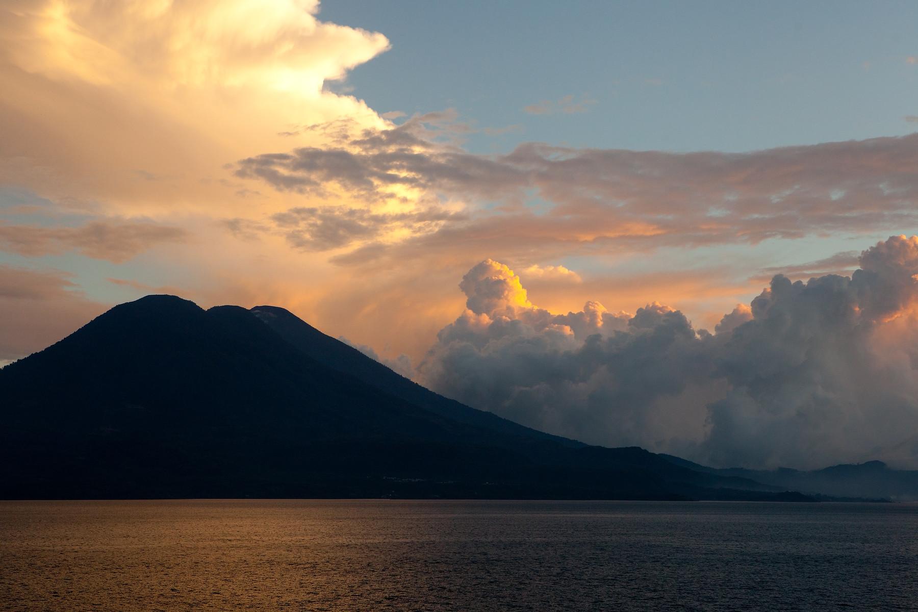 Lake Atitlan // Guatemala