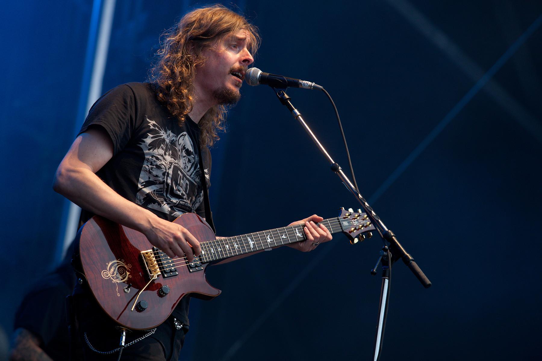 Opeth @ Heavy T.O. 2011