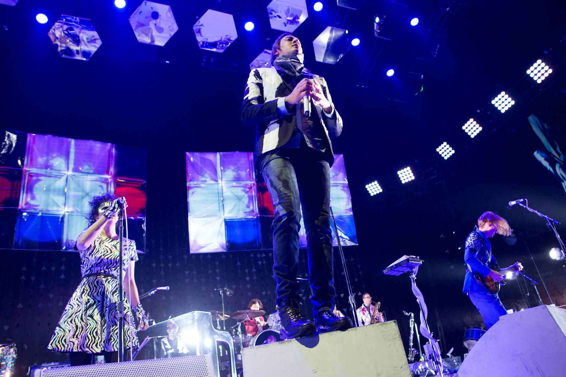 Arcade Fire // Air Canada Centre // Toronto