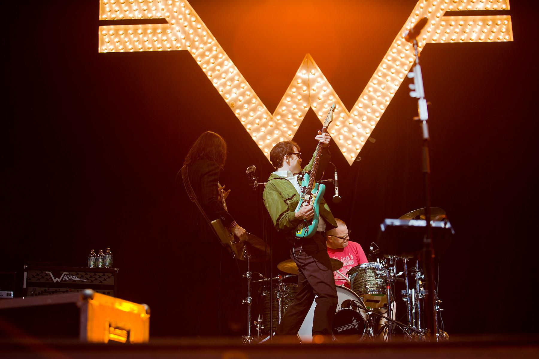 Weezer // Downsview Park