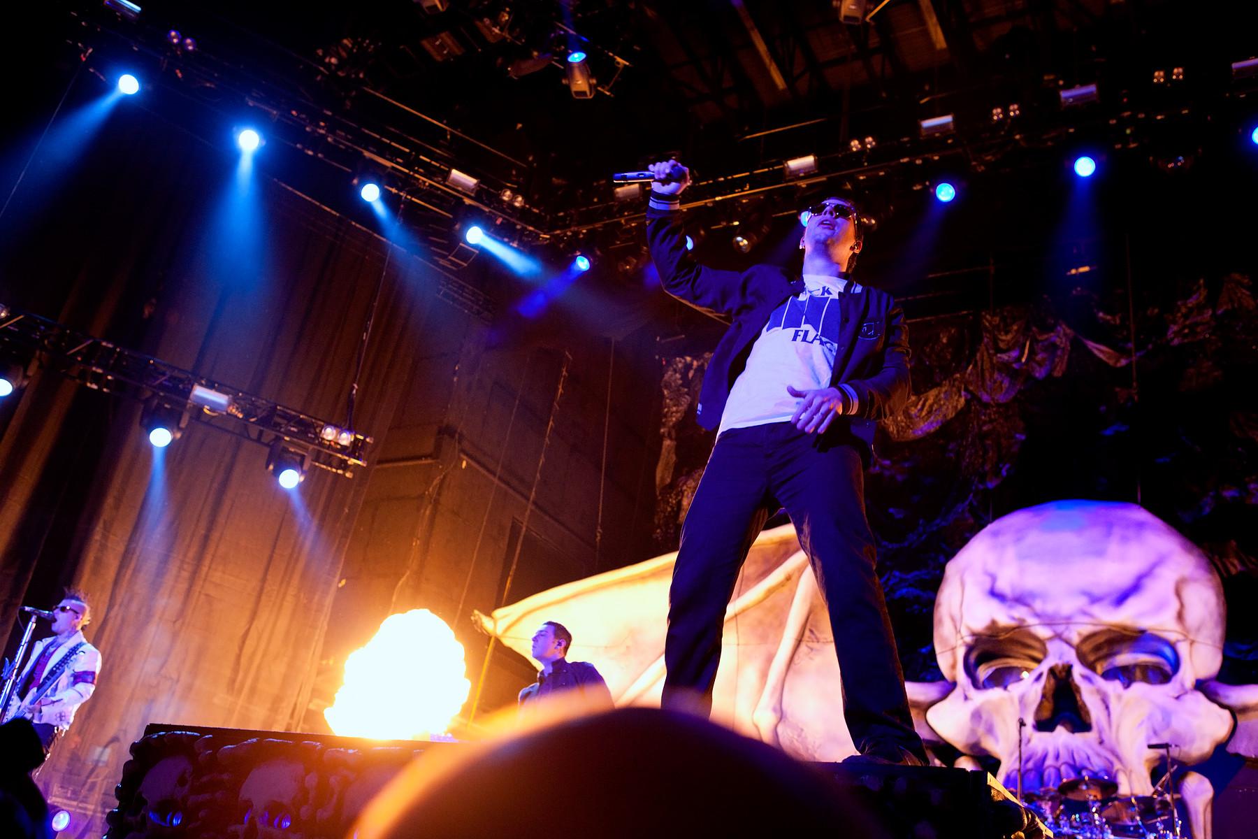 Avenged Sevenfold @ Uproar 2011