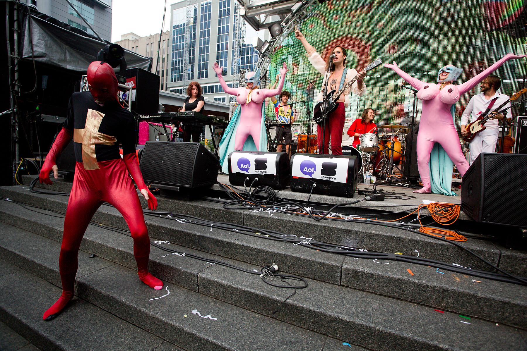 of Montreal @ NXNE 2012