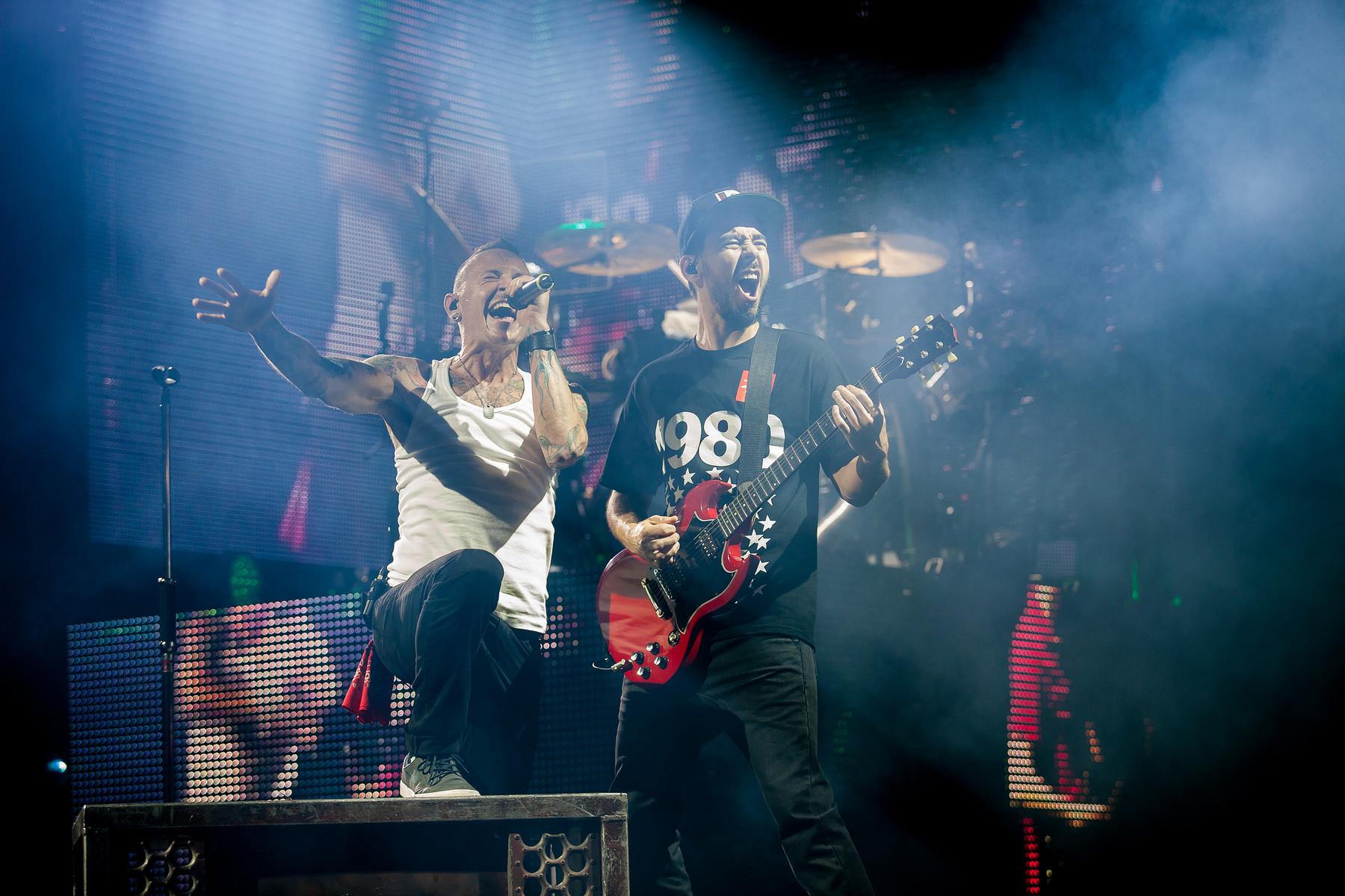 Linkin Park // Air Canada Centre // Toronto