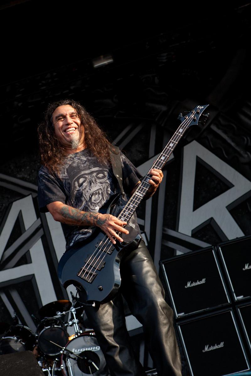 Slayer @ Heavy T.O. 2011