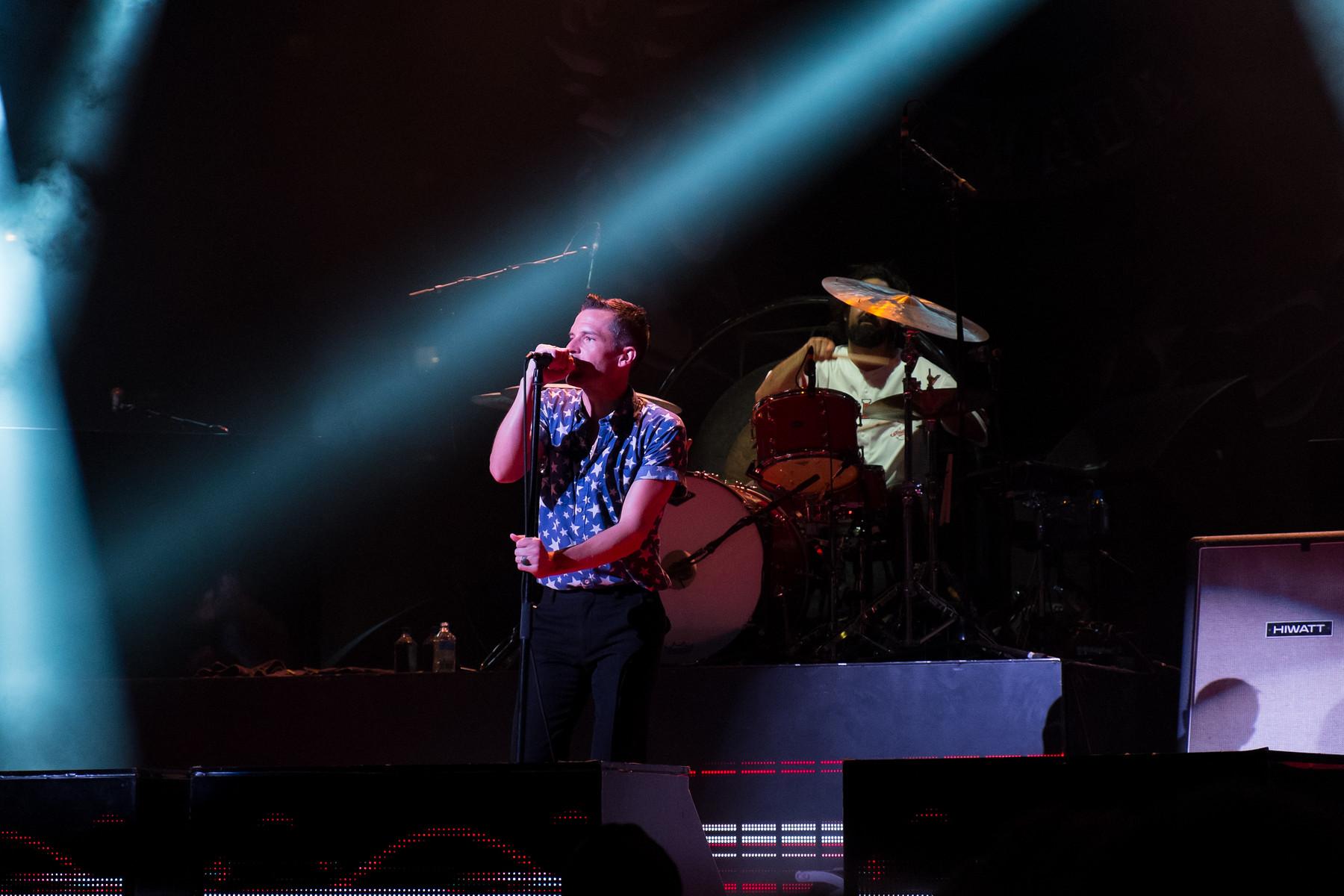 The Killers // Jacobs Pavilion // Cleveland