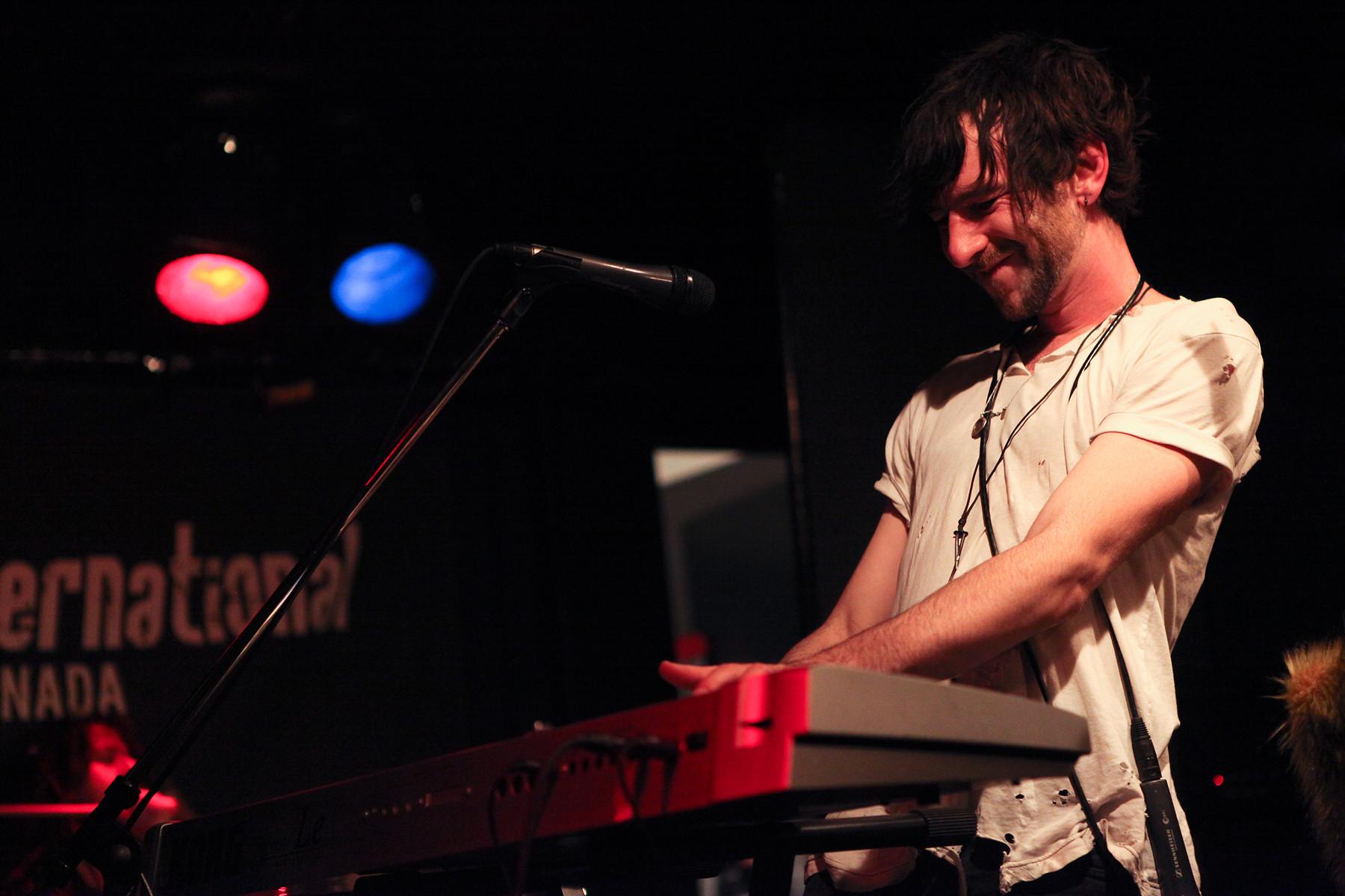 Isle of Dogs @ Indie Week 2010