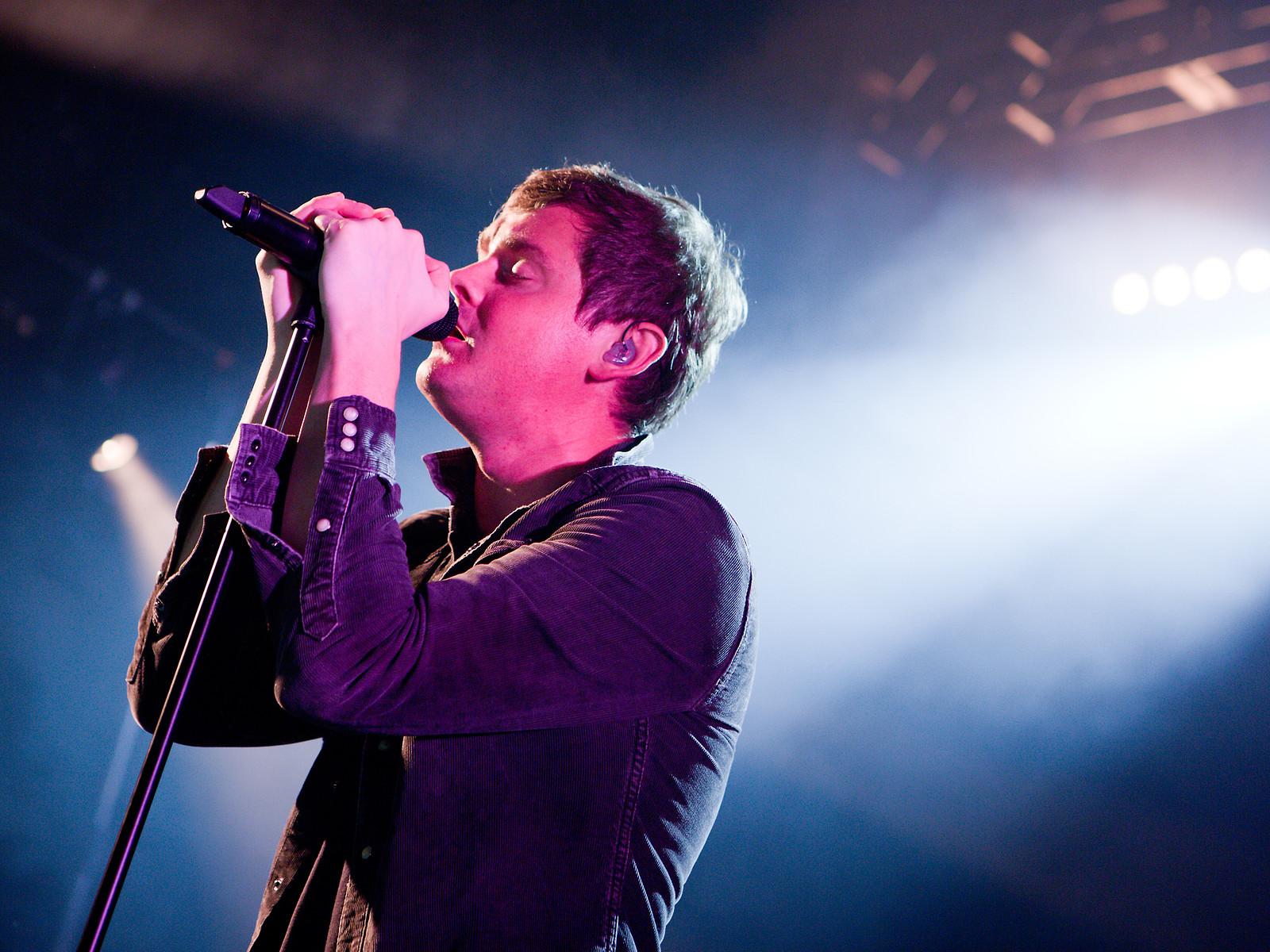 Keane @ Sound Academy