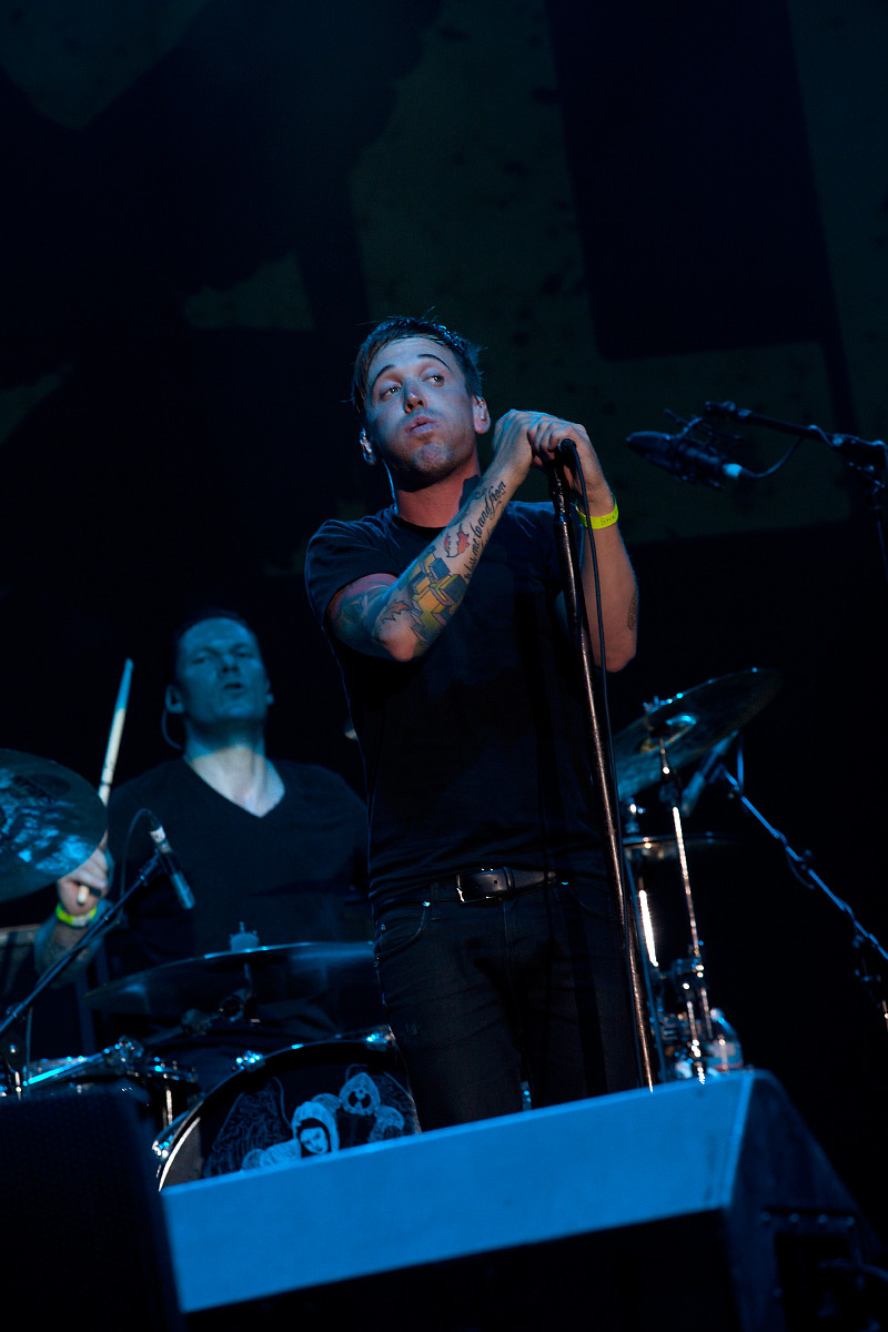 Billy Talent @ Heavy T.O. 2011