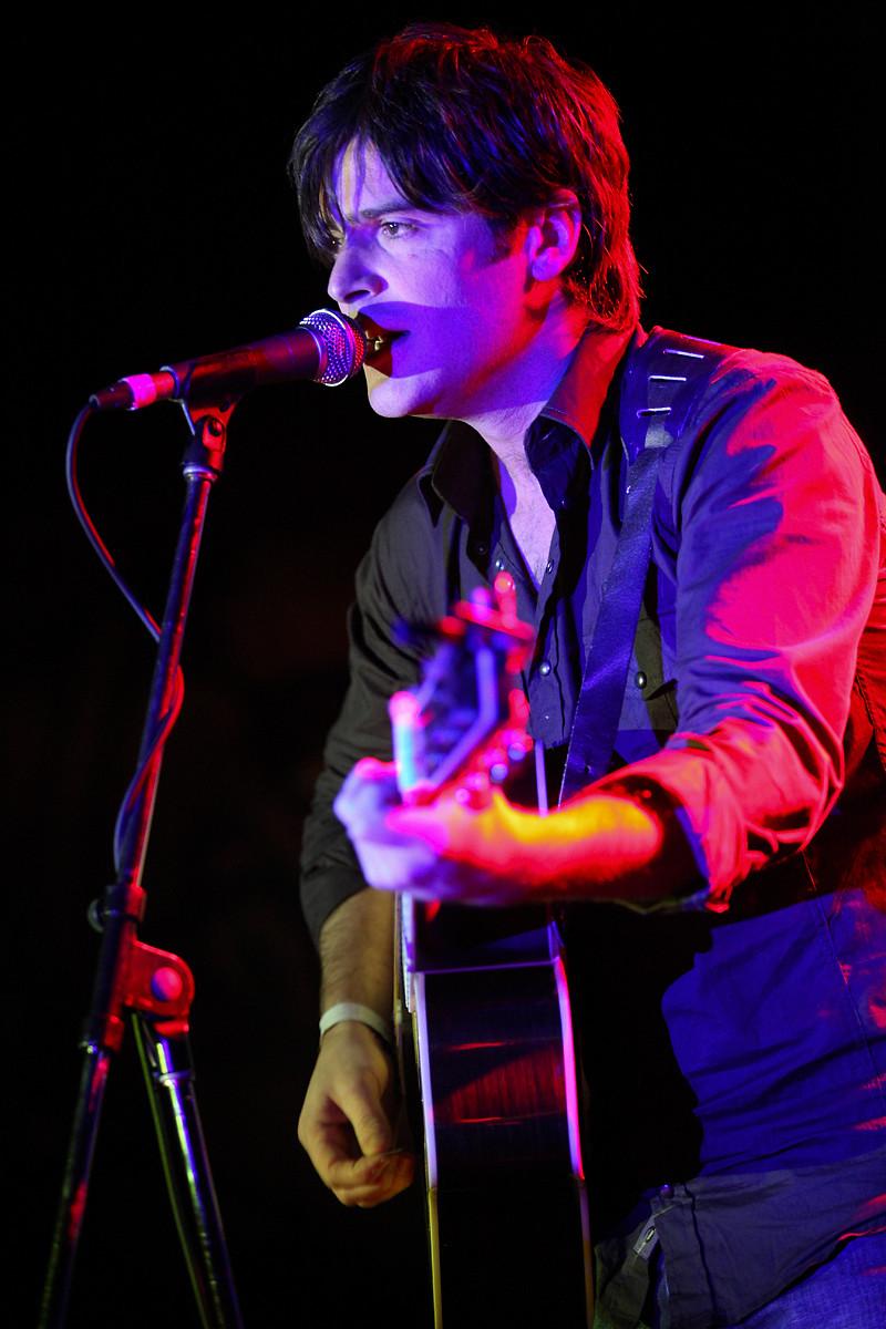 Simon Fagan @ Indie Week 2010 Finals