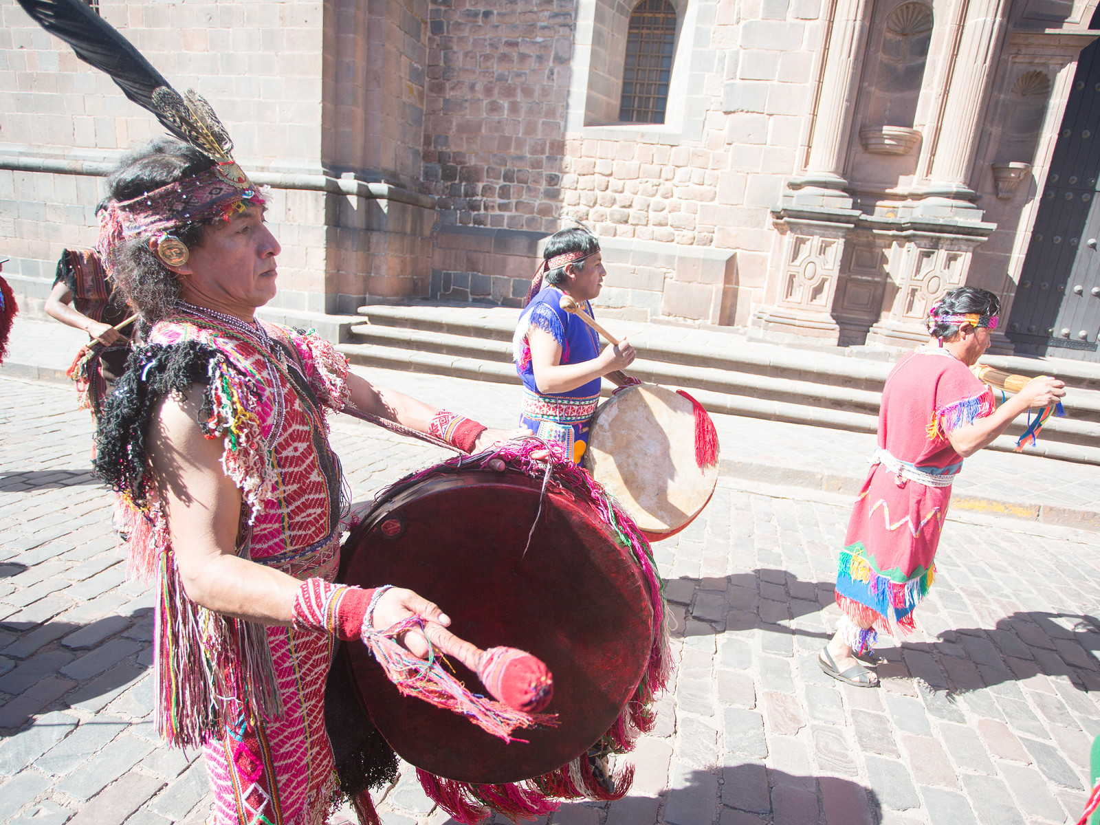 Inti Raymi Celebrations // Cusco // Peru