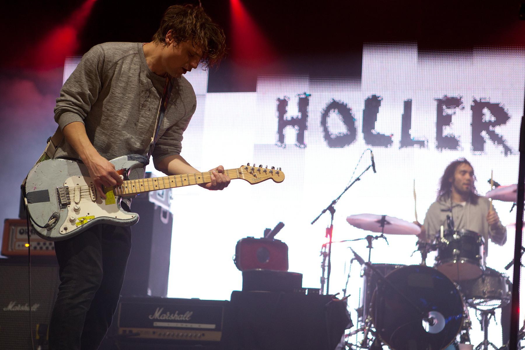 Hollerado @ CMF Indie Awards 2011