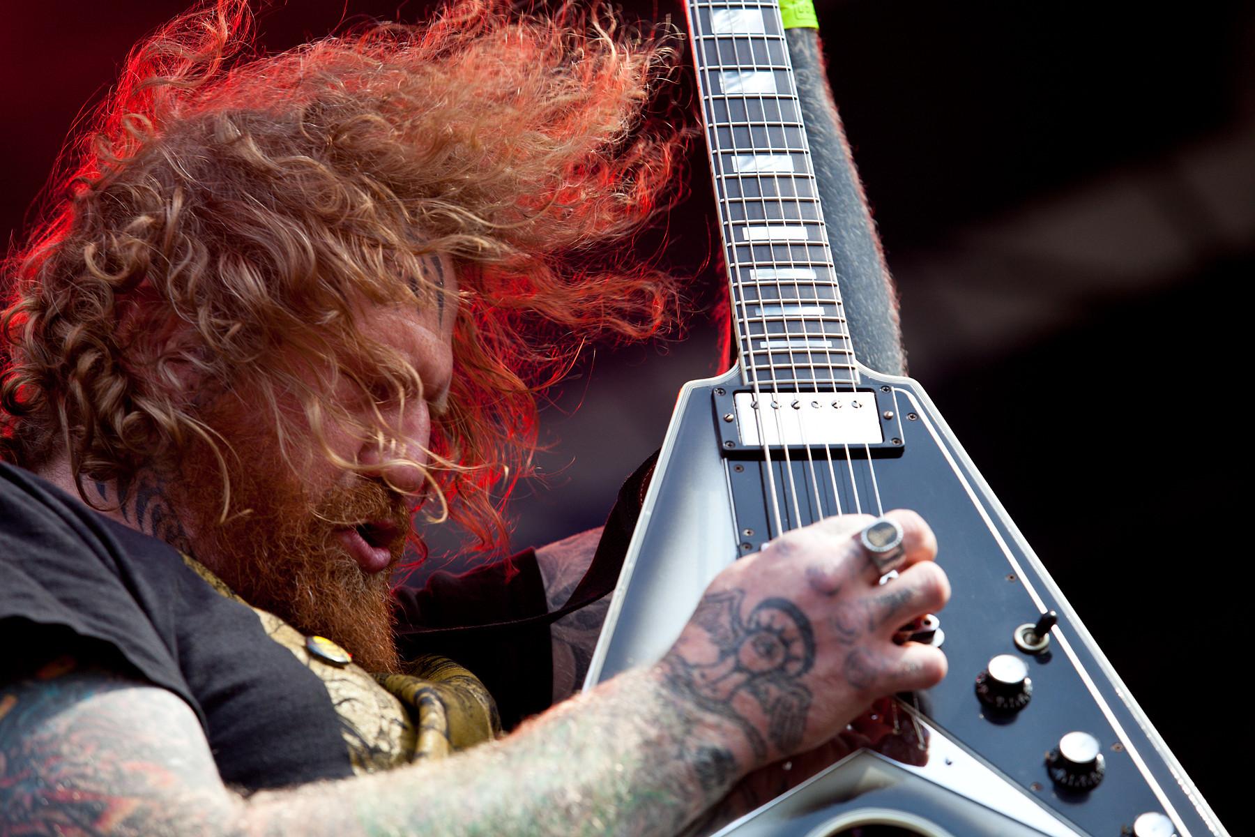 Mastodon @ Heavy T.O. 2011