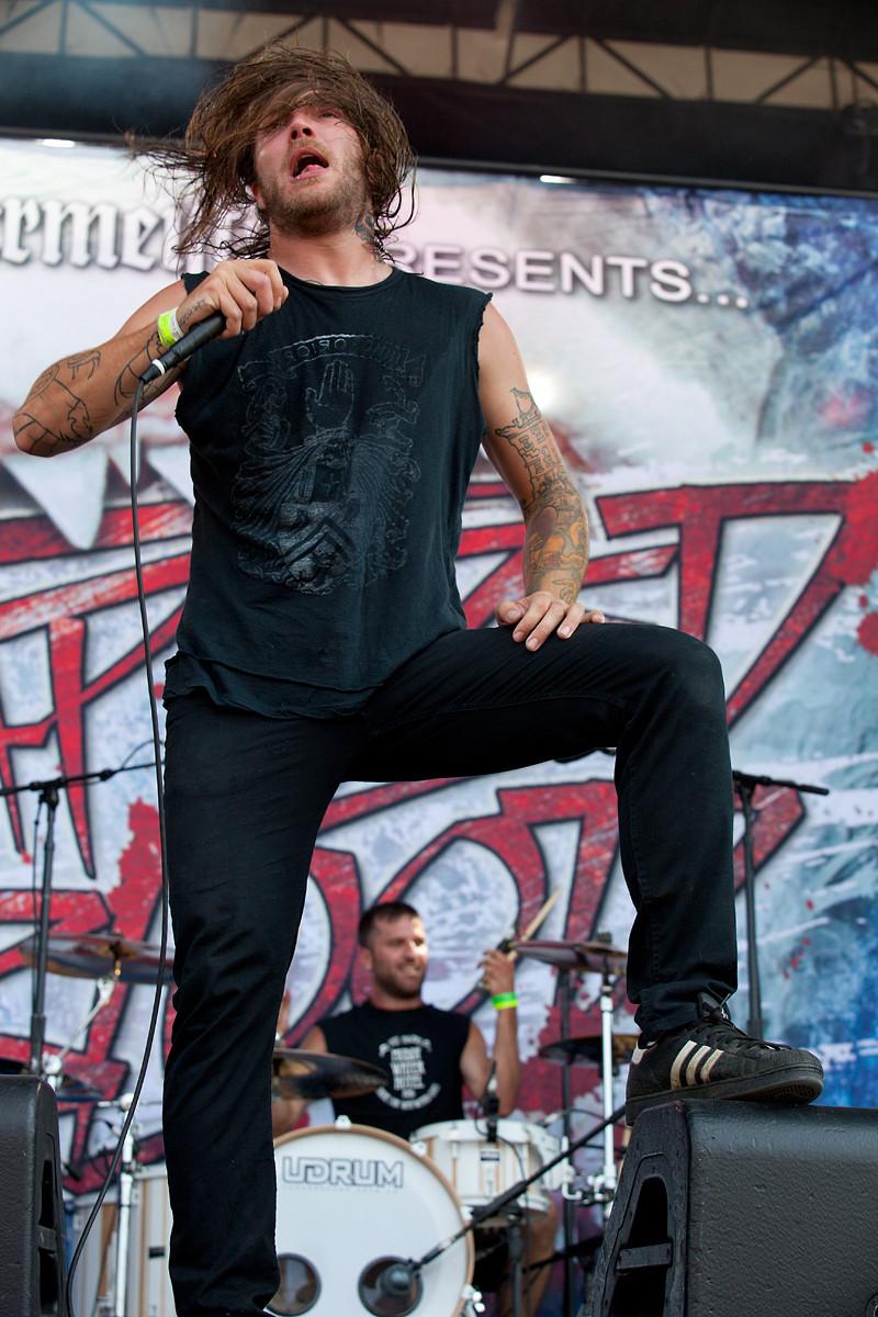 Baptized In Blood @ Heavy T.O. 2011