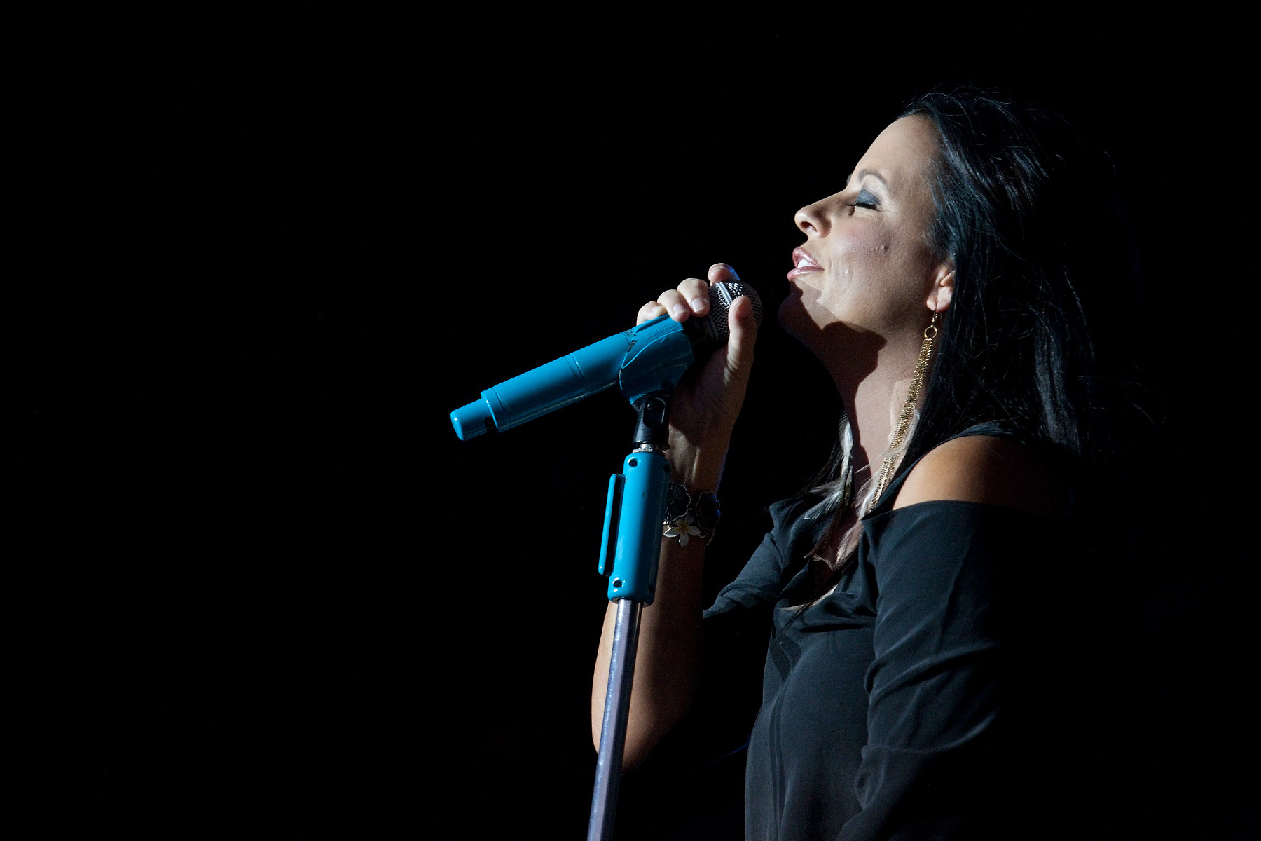 Sara Evans @ CMT Music Festival 2011